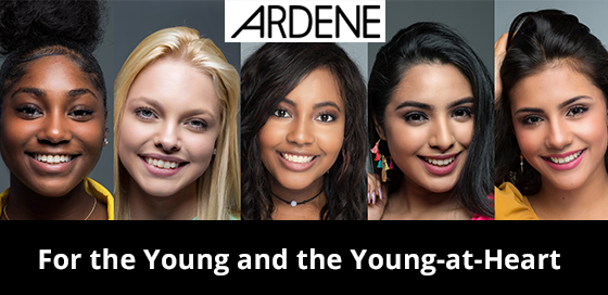 ARDENE: for the young and the young-at-heart