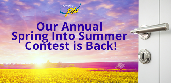 Spring into Summer 2021 is here!