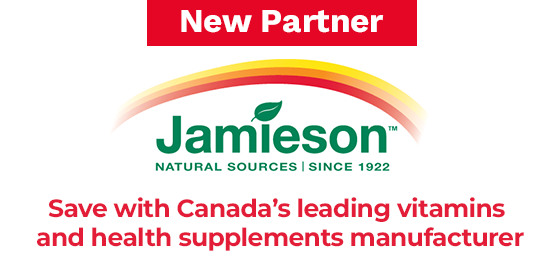 Save with Canada's leading vitamins and supplements manufacturer