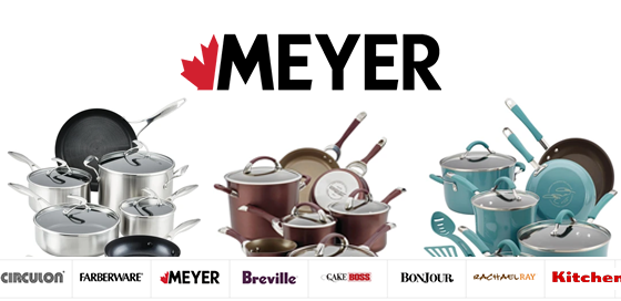 Save 20% on everything at Meyer Canada