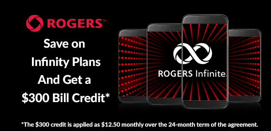 Save with Rogers and ServicePlus