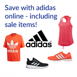 Save when you shop online at adidas.ca
