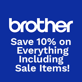 Save 10% on  Everything Including Sale Items!