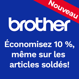 Magasiner chez Brother Canada