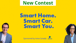 Aviva's Smart Home. Smart Car. Smart You.  contest